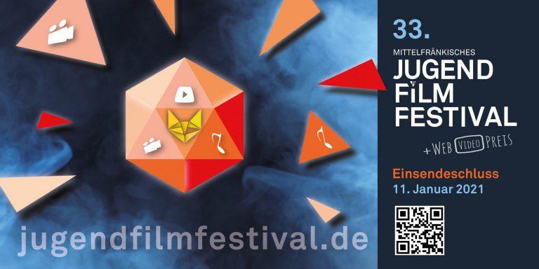 Mittelfränkisches Jugendfilmfestival ruft zur Teilnahme auf