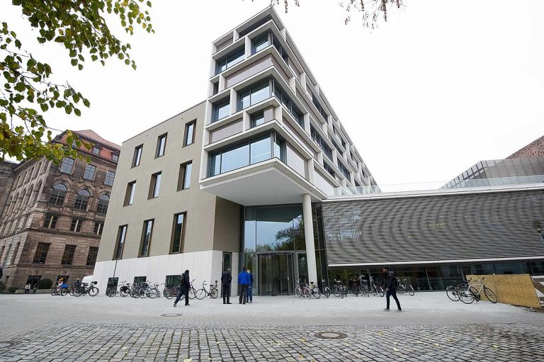 ABHOLSERVICE DER STADTBIBLIOTHEK NÜRNBERG STARTET