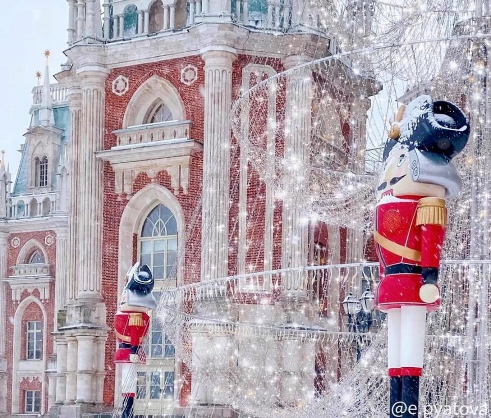 ЧУДЕСА СЛУЧАЮТСЯ    Зимние сказки в 'Музее Щелкунчика' в Нюрнберге