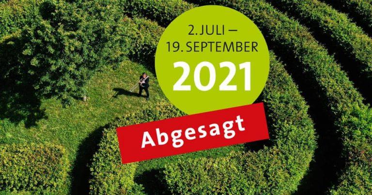 'FRÄNKISCHER SOMMER' 2021 FINDET NICHT STATT