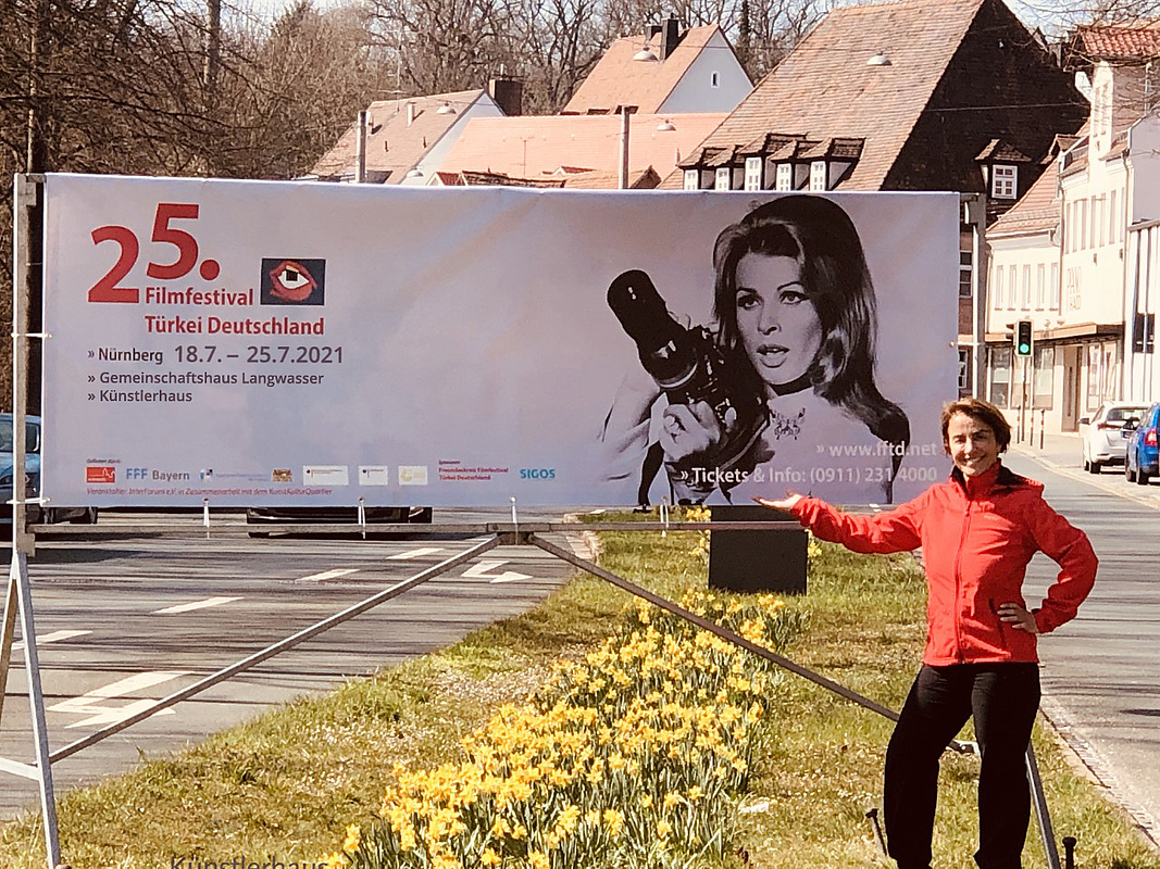 Das 25. Filmfestival Türkei Deutschland findet statt, mit Publikum und Künstlerinnen und Künstlern!